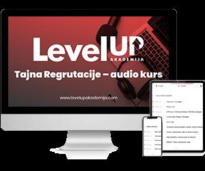 Tajna Regrutacije – audio kurs