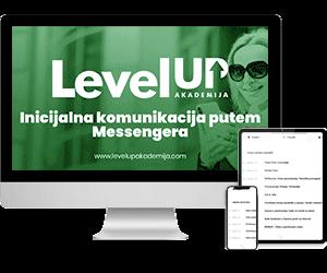 Inicijalna komunikacija putem Messengera